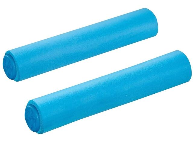 Supacaz Siliconez handvatten blauw